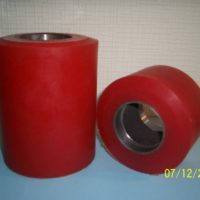 Полиуретановые детали (изделия)