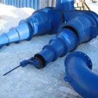 Оборудование для обезвоживания песка